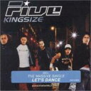 Artist Name: F - Five (5ive) / Kingsize 輸入盤 【CD】