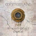 【送料無料】 Whitesnake ホワイトスネイク / 1987 (30th Anniversary) 輸入盤 【CD】