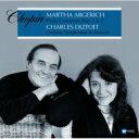 Chopin ショパン / ピアノ協奏曲第1番、第2番:マルタ・アルゲリッチ(ピアノ)、シャルル・デュトワ指揮&モントリオール交響楽団 (2枚組 / 180グラム重量盤レコード) 【LP】