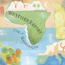藝人名: W - Weather Report ウェザーリポート / Live & Unreleased (2CD) 【CD】