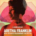 Artist Name: A - Aretha Franklin アレサフランクリン / Brand New Me 【CD】