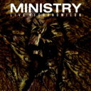 Artist Name: M - 【送料無料】 Ministry ミニストリー / Live Necronomicon 輸入盤 【CD】