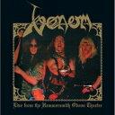 【送料無料】 Venom ベノム / Live From The Hammersmith Odeon Theatre (アナログレコード) 【LP】