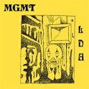 MGMT エムジーエムティー / Little Dark Age 【CD】