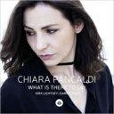 Artist Name: C - 【送料無料】 Chiara Pancaldi / What Is There To Say (帯・解説付き国内盤仕様輸入盤) 輸入盤 【CD】