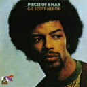 藝人名: G - Gil Scott Heron ギルスコットヘロン / Pieces Of A Man+3 【CD】