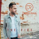 Artist Name: D - 【送料無料】 Derek Ryan / Fire (Deluxe) 輸入盤 【CD】