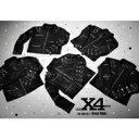 【送料無料】 X4 / X4 LIVE TOUR 2017 -Xross Mate- (Blu-ray) 【BLU-RAY DISC】