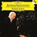 作曲家名: Ha行 - Beethoven ベートーヴェン / ピアノ・ソナタ第30番、第31番、第32番 ルドルフ・ゼルキン(1987) 【SHM-CD】