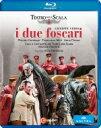 Verdi ベルディ / 『二人のフォスカリ』全曲 ヘルマニス演出、マリオッティ&スカラ座、プラシド・ドミンゴ、フランチェスコ・メーリ..