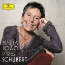 作曲家名: Sa行 - Schubert シューベルト / ピアノ・ソナタ第21番、第16番 マリア・ジョアン・ピリス 【SHM-CD】