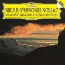 Composer: Sa Line - Sibelius シベリウス / 交響曲第2番、第7番 レナード・バーンスタイン&ウィーン・フィル 【SHM-CD】