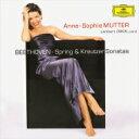 作曲家名: Ha行 - Beethoven ベートーヴェン / Violin Sonata, 5, 9, : Mutter(Vn) Orkis(P) 【SHM-CD】