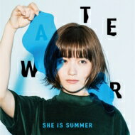【送料無料】 SHE IS SUMMER / WATER 【CD】