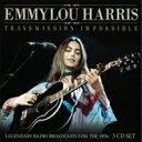 艺人名: E - 【送料無料】 Emmylou Harris エミルーハリス / Transmission Impossible 輸入盤 【CD】