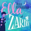 Artist Name: E - Ella Fitzgerald エラフィッツジェラルド / Ella At Zardi's 輸入盤 【CD】