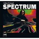 Artist Name: V - Volker Kriegel / Spectrum 輸入盤 【CD】