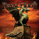 Artist Name: R - 【送料無料】 Royal Hunt ロイヤルハント / Cast In Stone 【CD】