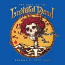 【送料無料】 Grateful Dead グレートフルデッド / Best Of The Grateful Dead Vol.2: 1977-1989 (180グラム重量盤 / 2枚組アナログレ..