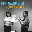 艺人名: D - 【送料無料】 Dinah Washington / Quincy Jones / Complete Sessions (3CD) 輸入盤 【CD】