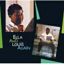 Artist Name: E - Ella Fitzgerald/Louis Armstrong / Ella & Louis Again (見開き紙ジャケット仕様) 輸入盤 【CD】