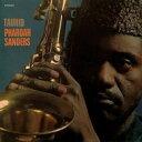Pharoah Sanders ファラオサンダース / Tauhid 【LP】