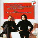作曲家名: Wa行 - Wagner ワーグナー / Piano Transcriptions For 4 Hands: Tal & Groethuysen 輸入盤 【CD】