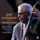 藝人名: P - 【送料無料】 Pat Senatore / Inspirations 輸入盤 【CD】