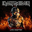 【送料無料】 IRON MAIDEN アイアンメイデン / Book Of Souls: The Live Chapter 16 / 17 (Book Edition) 輸入盤 【CD】