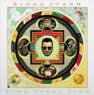 Ringo Starr リンゴスター / Time Takes Time (180グラム重量盤レコード / Music On Vinyl) 【LP】