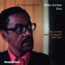 Artist Name: D - Duke Jordan ヂュークジョーダン / As Time Goes By 【CD】