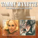Artist Name: T - Tammy Wynette / You & Me / Let's Get Together 輸入盤 【CD】