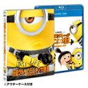 怪盗グルーのミニオン大脱走 ブルーレイ+DVDセット 【BLU-RAY DISC】