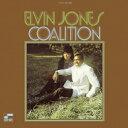 Artist Name: E - Elvin Jones エルビンジョーンズ / Coalition 【SHM-CD】