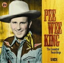Artist Name: P - Pee Wee King / Essential Recordings 輸入盤 【CD】