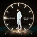 藝人名: C - Craig David クレイグデイビッド / Time Is Now [Deluxe Edition] 輸入盤 【CD】