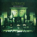 艺人名: U - 【送料無料】 Ultravox ウルトラボックス / Monument 輸入盤 【CD】