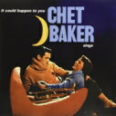 Chet Baker チェットベイカー / It Could Happen To You 【LP】