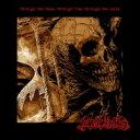 Ungoliantha / Through The Chaos, Through Time, Through The Death 【LP】