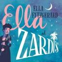 艺人名: E - 【送料無料】 Ella Fitzgerald エラフィッツジェラルド / Live At Zardi's 【SHM-CD】