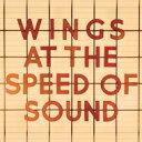 【送料無料】 Paul Mccartney&Wings ポールマッカートニー&ウィングス / Wings At The Speed Of Sound 【紙ジャケット / SHM-CD】 【SHM-CD】