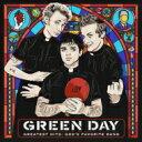 艺人名: G - Green Day グリーンデイ / Greatest Hits: God's Favorite Band 【CD】