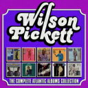 Artist Name: W - 【送料無料】 Wilson Pickett ウィルソンピケット / Complete Atlantic Albums Collection (10CD) 輸入盤 【CD】