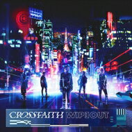 Crossfaith クロスフェイス / WIPEOUT 【初回生産限定盤B】(2CD) 【CD Maxi】
