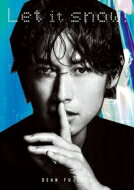 DEAN FUJIOKA / Let it snow! 【初回限定盤B】(CD+Live Photobook) 【CD Maxi】