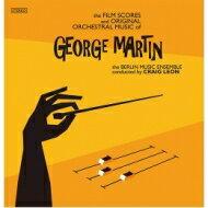 【送料無料】 Craig Leon / Berlin Music Ensemble / Film Scores And Original Orchestral Music Of George Martin 【LP】