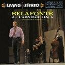【送料無料】 Harry Belafonte ハリーベラフォンテ / Belafonte At Carnegie Hall (45回転 / 200グラム重量盤 / 5枚組アナログレコード..