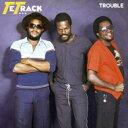 Tetrack / Trouble 【LP】