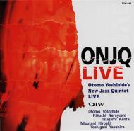 大友良英 / New Jazz Quintet Live 【CD】