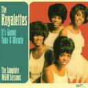 藝人名: R - Royalettes ロイヤレッツ / It's Gonna Take A Miracle 【CD】